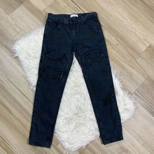One x OneTeaspoon Awesome Baggies Relaxed Leg Jean